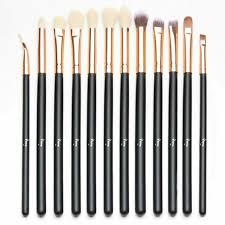 1997 shaklee clic makeup brush set