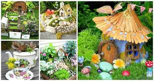 60 best diy fairy garden ideas fairy