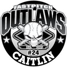 Car Decals Magnets Wall Decals And Fundraising For Outlaws Fastpitch