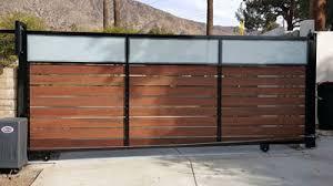 Electric Gate Openers G G Metal Fabricator Inc