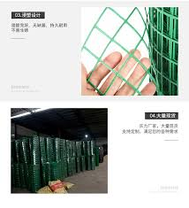 Free Shipping Dutch Net Barbed Wire Steel Wire Mesh Breeding Net Chicken Chicken Duck Goose Net Fence Fence Protective Net Orchard Fence Net Lazada Ph