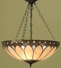 chain pendant light art deco style 63976