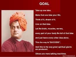 swami vivekananda thoughts one idea google search swami