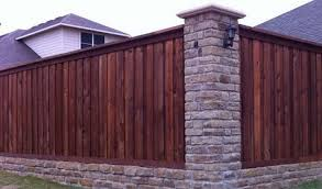 18 Fabulous Stone Fence Design Ideas For Front Yard Page 19 Of 22