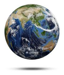 Planet Earth Wall Decal Pixers We Live To Change