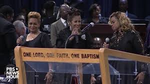 The Clark Sisters honor Aretha Franklin ...