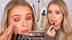 testing new primark makeup flormar