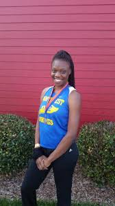 RRSpin - Jessica Norman 2nd in State in 100 meter dash