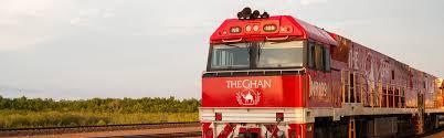 The Ghan - Luxury train travel across ...
