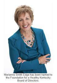 OWENSBORO RESIDENT MARIANNE SMITH EDGE NAMED TO FOUNDATION BOARD ...