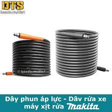 Dây phun áp lực cho máy phun xịt rửa Makita - Ống dây áp lực cao máy rửa xe  Makita - Ống dây rửa xe thay thế cho máy rửa xe Makita