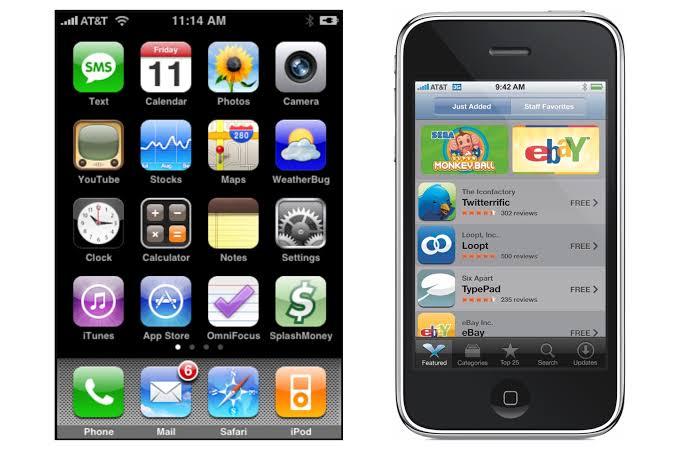 iPhone OS 2 ile ilgili görsel sonucu