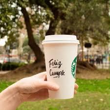Celebra Tu Cumpleanos Disfrutando De Tu Starbucks Argentina