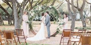 texas vine rustic wedding venues