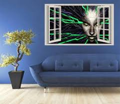 Gadgets Wrap Bioshock Fake Window Style Wall Decal For Home Office 50cmx90cm Price In India Buy Gadgets Wrap Bioshock Fake Window Style Wall Decal For Home Office 50cmx90cm Online