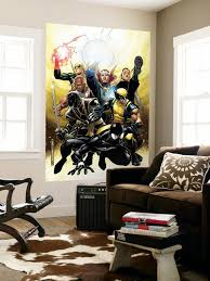 New Avengers Annual No 2 Cover Spider Man Wolverine Ronin And Dr Strange Wall Mural Jim Cheung Art Com