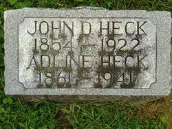 Adeline Hill Heck (1861-1941) - Find A Grave Memorial