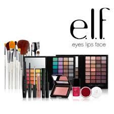 elf cosmetics e l f makeup eyes lips