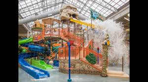 kalahari resort indoor water park