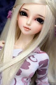 apply makeup like barbie doll