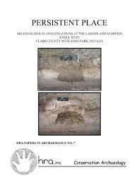 hra inc conservation archaeology