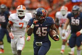 Former Syracuse RB Jerome Smith takes job on Tyrone Wheatley's ...
