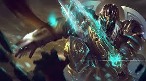 league of legends wallpaper hd zed