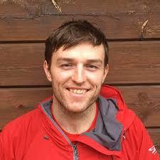 Aaron Thomas - Guide   Icelandic Mountain Guides