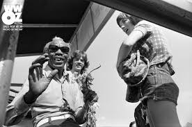 Professor Longhair: Jazz Fest at 50 Photo of the Day | WWOZ New Orleans  90.7 FM