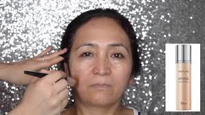 makeup for 50 year old woman saubhaya