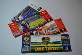 Invitaciones Tarjetas De Cumpleanos Equipos De Futbol 6 00