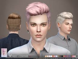 hairstyles pack with cc child male hair