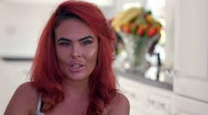 this gypsies next door moustache makeup