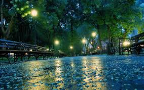 خلفيات مطر بالصور عندما ياتى الشتاء وتمطر السماء كيف