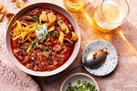 easy chili recipe myrecipes