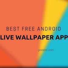 live wallpaper app for android mobile