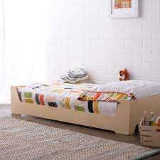 How A Montessori Bed Supports Learning Monti Kids