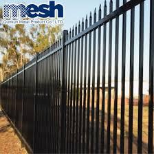 China Cheap Steel Galvanized Goat Fence Panels China Zinc Coated Fence Steel Pipe Steel Panel Fence