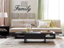 Family Changes Wall Art Decal Decor Bedroom Home 36 For Sale Online