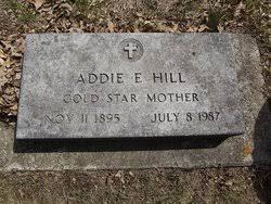 Addie E. Harlow Hill (1895-1987) - Find A Grave Memorial