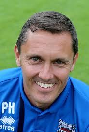Paul Hurst | Grimsby Town Football Club | Flickr