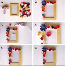 40 beautiful diy photo frame ideas to