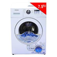 Máy Giặt Cửa Ngang Samsung WF752W2BCWQ (7.5 Kg) - Hàng Chính Hãng - Máy giặt