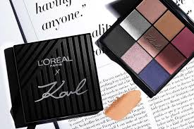 karl lagerfeld x l oréal paris first