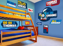 Thomas Friends Street Sign Wall Decals