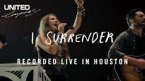 I Surrender (feat. Lauren Daigle) - Hillsong UNITED - YouTube