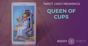queen of cups tarot card meanings