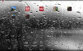 5 rain wallpaper apps for android
