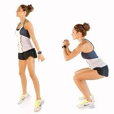 slim healthy aerobic waist exercises