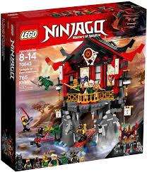 Giá bán Bộ lego ninja Ngôi đền hồi sinh (857 chi tiết)